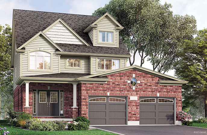 Wide Lot Homes In Guelph